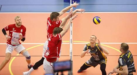 VaLePa haki toisen välierävoiton Savo Volleystä.