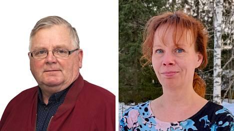 Tommi Aronen,sd, valittiin Saskyn koulutuskuntayhtymän yhtymähallituksen 3. varapuheenjohtajaksi. Kati Kiirasmaa, kesk, on yhtymähallituksen jäsen.
