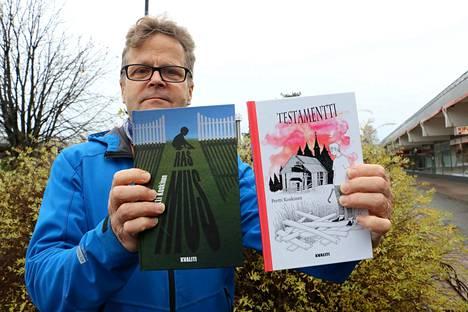 Harjavaltalaiskirjailija Pertti Koskinen valittiin Satakunnan taidetoimikuntaan. Toimikunta päättää muun muassa valtion kulttuuriapurahojen ja palkintojen jaosta.