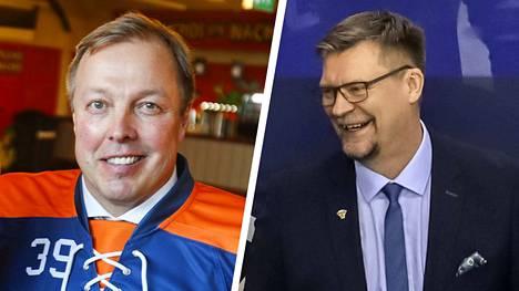 Janne Ojanen ylistää Jukka Jalosen luomaa pelitapaa ja joukkuehenkeä.