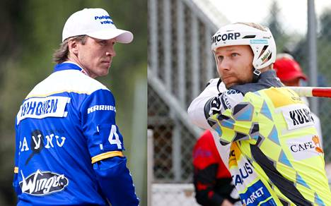 Lukkarilegenda Toni Kohonen pyrki tekemään lyöjäkuningas Petri Kulmalan päivästä mahdollisimman tehottoman.