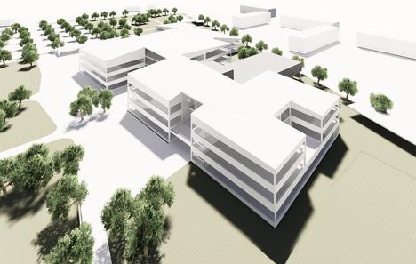 Uusi koulukeskus sijoittuu Pirkkalassa lukion läheisyyteen. Koulukeskuksen alueen liikuntapalvelut päätetään erikseen.