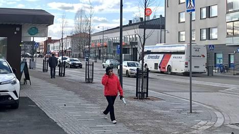 Jämsän kaupunginhallituksen jäsen Pekka Laaksonen (us) summaa hallituksen tehtäviä kuntalain näkökulmasta.