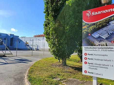 Yt-neuvottelut johtivat  yhdeksän työntekijän irtisanomiseen Saarioisten Valkeakosken tehtaalla.