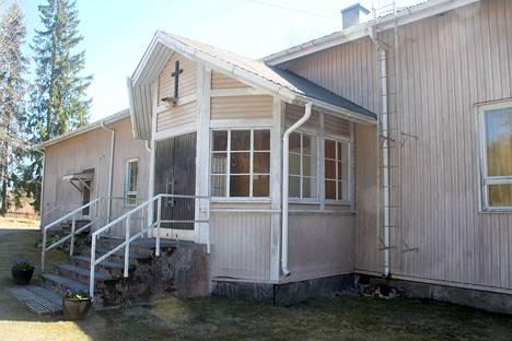 Nokian kaupunki ei myöntänyt Maurin seurakuntatalolle purkulupaa.