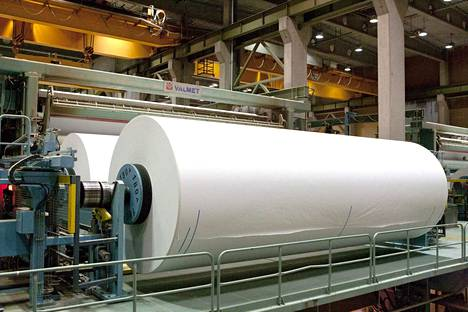 Paperiliiton toimihenkilöt aloittivat lakon viime viikon torstaina.