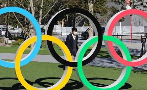 Tokion olympialaiset siirretään vuoteen 2021.