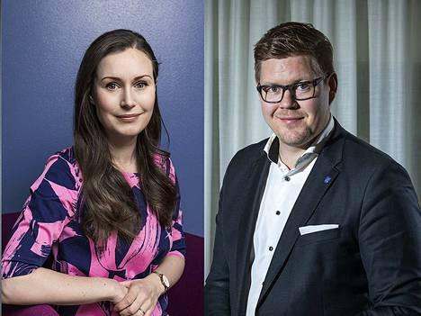 Onko uusi pääministeri Sanna Marin vai Antti Lindtman?