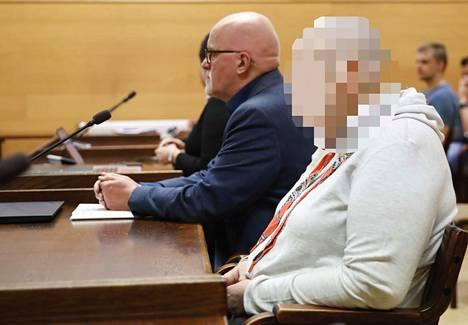 Murhasta syytetty nainen on kertonut henkirikoksen tapahtumista varsin avoimesti.