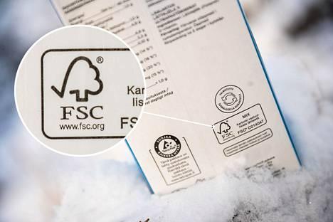 Valveutunut kuluttaja bongaa FSC-sertifikaatin puumerkin monien kulutushyödykkeiden kuten vaippojen, lelujen, leivinpaperien, kosmetiikan ja vaikkapa maitotuotteiden pakkauksista.