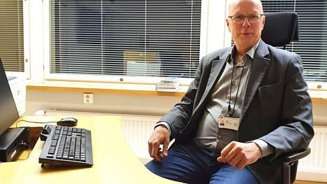 Hannu Mars on irtisanoutunut Keuruun kaupunginjohtajan virasta.