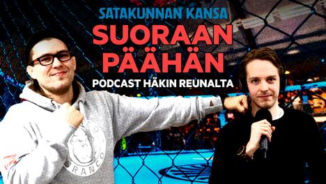 Porilainen vapaaottelija Jesse Urholin ja Satakunnan Kansan urheilutoimittaja Eetu Lehtinen keskustelevat tulevasta UFC 249 -otteluillasta.