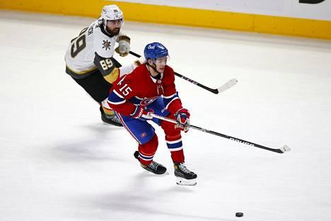 Montreal Canadiens haluaa pitää Jesperi Kotkaniemen riveissään.