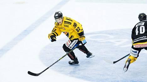 Alexander Ruuttu pelasi KalPassa viiden kauden ajan.