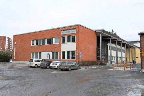 Kangasalan Pitkäjärven koulu on noin 500 oppilaan koulu.
