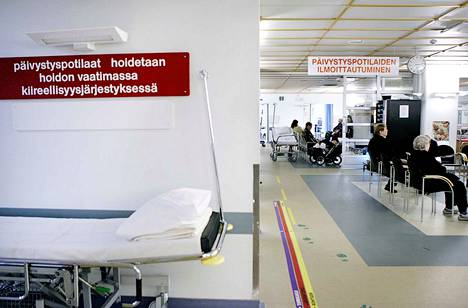 Osastonylilääkäriä tarvitaan yhteispäivystykseen, jossa on vuosittain noin 50 000 kävijää ja noin 30 000 ensihoitotehtävää.