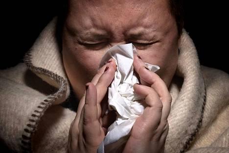 Influenssakausi jyllää.