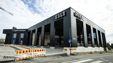 Kauppakeskus Kalen pääarkkitehti on Maija Teppo, joka tekee töitä Aihio arkkitehdit -nimisessä yrityksessä.