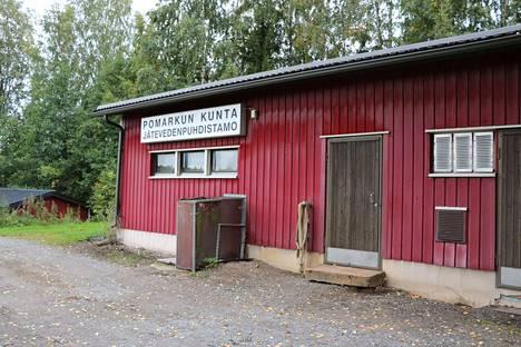 1970-luvulla rakennettu jätevedenpuhdistamo on selvitysten mukaan palveluksensa jo suorittanut.