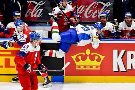 Italia on saanut MM-kisoissa kylmää kyytiä.