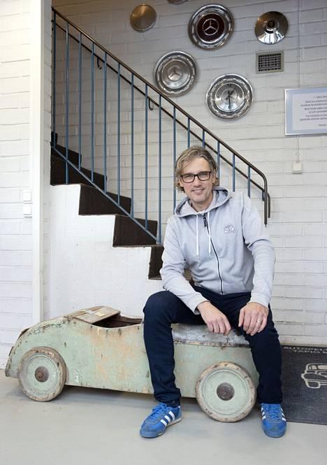 Mikko-Tapio Mattilan mielestä autopeltikorjaamon ja jalkapalloseuran johtamisessa on jotain samaa: nopeaa tiliä ei ole tarjolla, vaan mahdollinen menestys perustuu toimivaan, pitkäjänteiseen prosessiin.