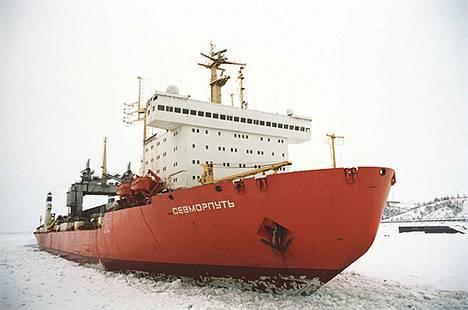 Maailmassa on rakennettu tähän mennessä neljä ydinkäyttöistä rahtilaivaa. Niistä on käytössä enää Sevmorput.