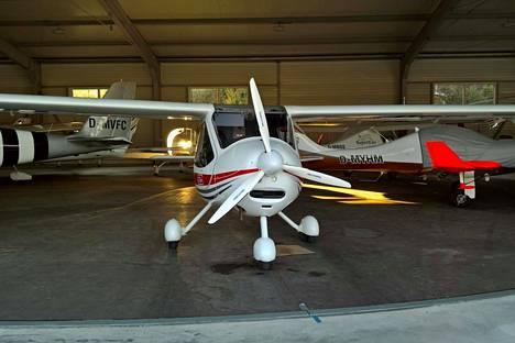 Ultrakevyen lentokoneen ohjaaja joutui yrittämään pakkolaskua Somerolla äkisti muuttuneen säätilan vuoksi. Kuvituskuvassa ei ole Lamco Eurocub, vaan Flight Design CTLS.