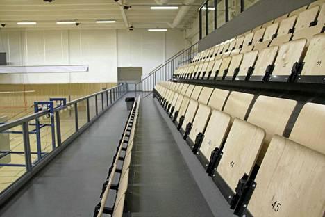 Raisio on viime vuosina investoinut miljoonia euroja liikuntapaikkojen ehostamiseen. Isoin kohde on ollut Kerttulan liikuntahallin perusparannus.