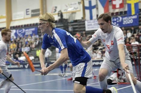 Joona Rantala yrittää murtautua MM-kisajoukkueeseen.
