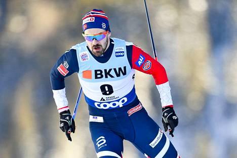 Sondre Turvoll Fossli sai sydänkohtauksen viime vuonna.