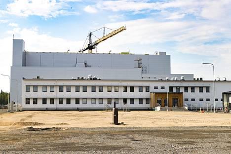 Harjavallassa jatketaan rakennustöitä ajatuksella, että tuotanto BASF:n tehtaalla alkaa ensi vuonna.
