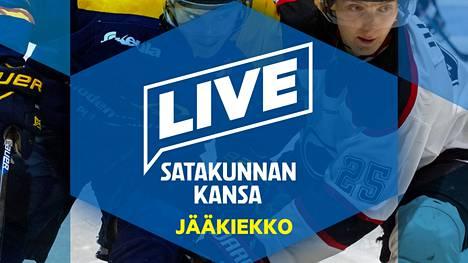 Satakunnan Kansa näyttää U20 SM-sarjan ottelun suorana lähetyksenä.
