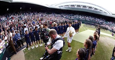 Wimbledonia ei pelata kesällä 2020.