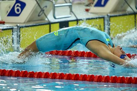 Jenna Rajahalmetta odottaa Madeiralla kolme kilpailumatkaa.