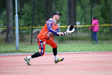 Kankaanpään Mailalla ja Topias Liljalla on jäljellä enää yksi ottelu. Kaudesta tuli pettymus.