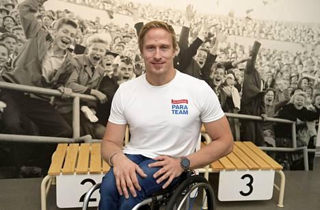 """""""Kun lopettamisen aika oikeasti tulee, en varmaan silloin enää kaipaa huippu-urheilua"""", Leo-Pekka Tähti sanoo."""