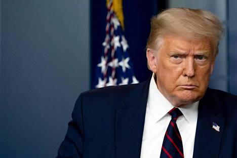 Yhdysvaltain edellinen presidentti Donald Trump on piilotellut verotietojaan vuosien ajan, vaikka presidentit ovat 1970-luvulta alkaen julkaisseet ne.