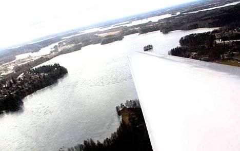 Tunnemme tämän Lotilanjärvenä.