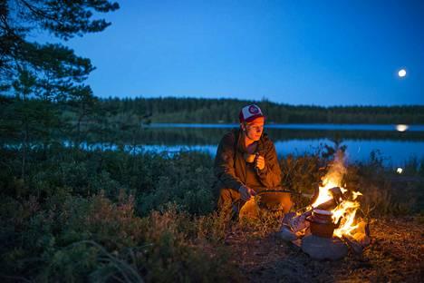 Lähes 100 000 osallistui Suomen Ladun heittämään haasteeseen. Kuvituskuva.