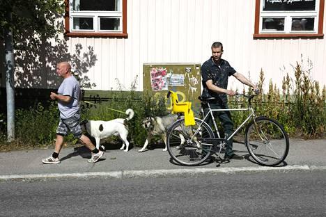 Hirvitalo eli Pispalan nykytaiteen keskus on Pispalassa asuvalle Sami Ylipihlajalle läheinen paikka.