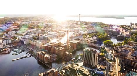 Tampereella vanhojen osakeasuntojen keskineliöhinta oli maaliskuussa 2666 euroa.