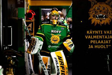 Ville Kolppanen on pelannut Suomessa vain Ilveksessä B-junioreista asti.