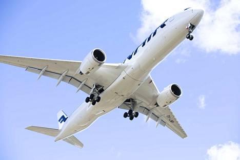 Finnairin kaukolentojen aloitusta tukee rahtikysyntä.