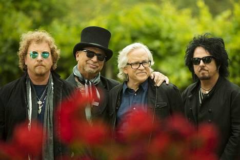 Pori Jazzissa esiintyvä Toto on kertonut aiemmin olevansa otettu internet-ilmiöksi nousemisesta.