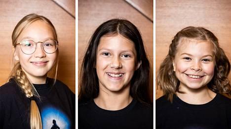 Frida Ratinen, Helinä Puusa, Alma Järvensivu ja muut Matilda-musikaalin tähdet kertovat tässä jutussa, mikä näytelmän tekemisessä on hauskinta ja vaikeinta.