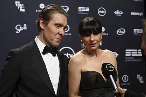 Yleisö äänesti Tuukka ja Olga Temoselle Jussin.