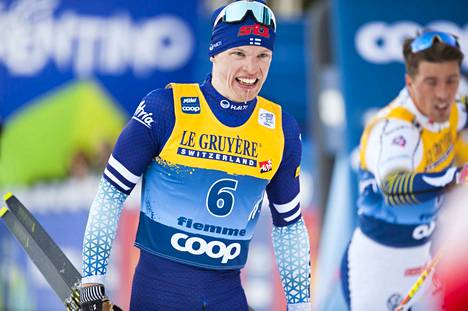 Iivo Niskasen Tour de Ski oli pettymys ennakko-odotuksiin nähden.