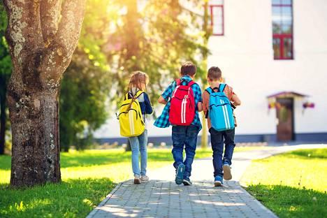 Kävelynopeutesi lapsena voi ennustaa sitä, millainen on terveytesi keski-ikäisenä.