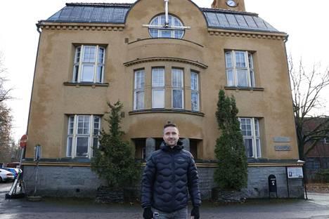 Perttu Ketolan Cireco Finland Oy lähtee kehittämään Nokian ensimmäistä pääkonttoria Nokialla.