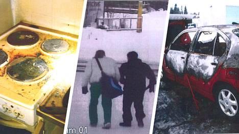 Poliisin esitutkintamateriaalista löytyy yksityiskohtia Valkeakosken murhista.